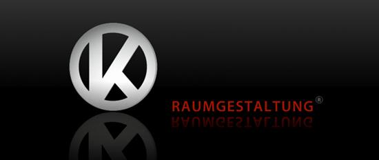 Raumgestaltung logo  K-Raumgestaltung - Impressum